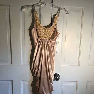 Tight fitted dress from BCBG. Good condition!